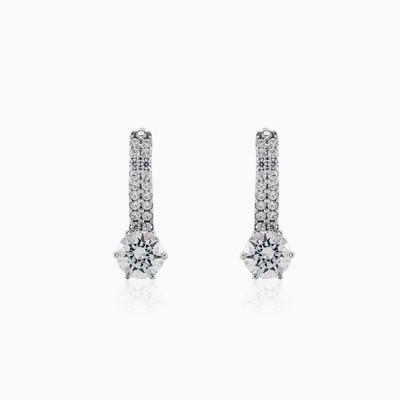 Princess earrings woman Earrings Lustrous