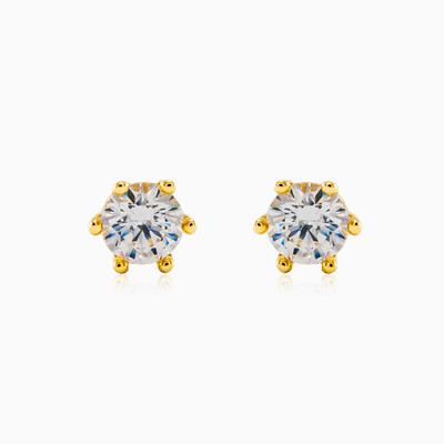 Star diamond earrings woman earrings MC Diamonds