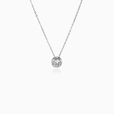 Bezel necklace woman Necklaces
