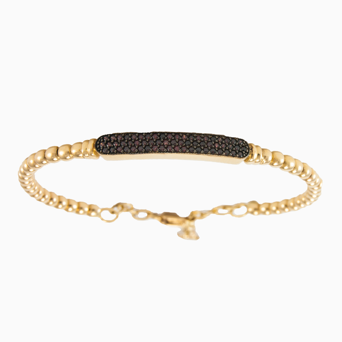 bangle product bracelets diamond david jewellery yurman midnight melange sterling black silver