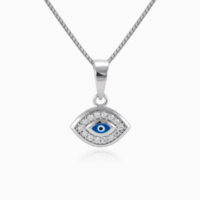 Evil eye pendant woman pendants MC Silver