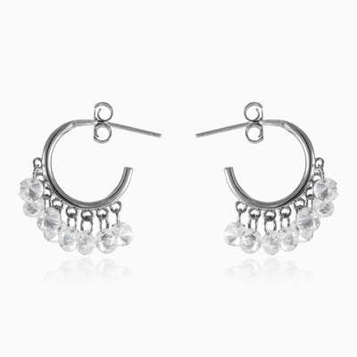 Party earrings woman earrings MC Silver