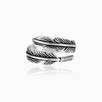 Federring unisex Ringe Simbólico