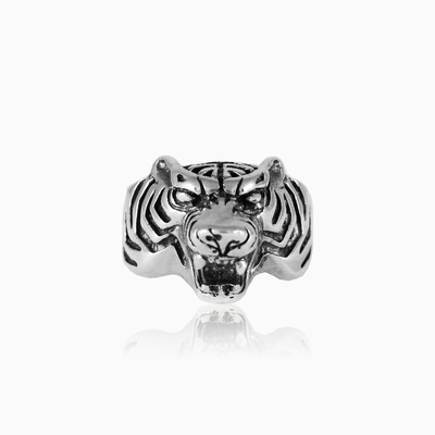Tiger ring unisex Rings Animale