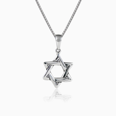 Star of David unisex pendants