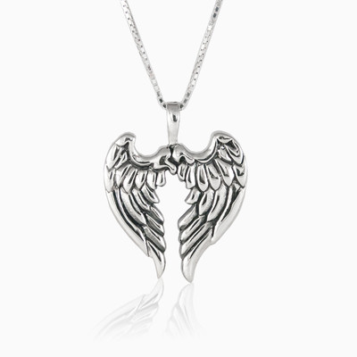 Power wings man necklaces NT