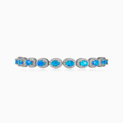 Soft royal opal bracelet woman Bracelets Halo