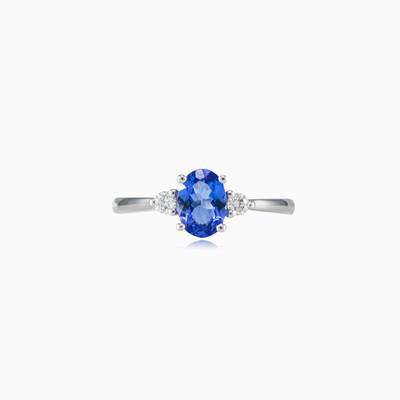 Tanzanite engagement ring woman Engagement rings