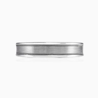 Symmetric cuff man Bracelets Rustico
