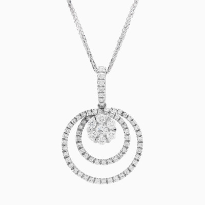 Extraordinary diamond pendant woman pendants MC Diamonds