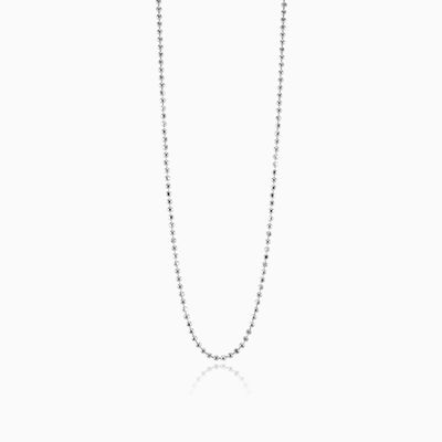 Tiny beads chain unisex Chains