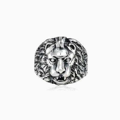 Royal Lion Ring unisex Rings Animale