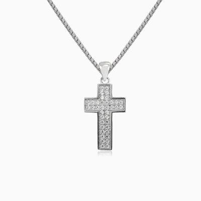 Flat cross pedant woman Pendants Santa Croce