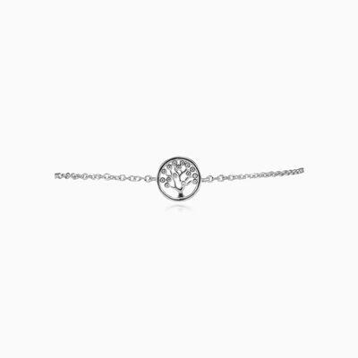 Bezel tree of life bracelet woman Bracelets Tree of life