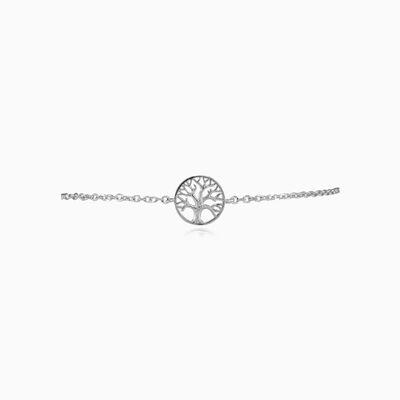 Plain tree of life bracelet woman Bracelets Tree of life