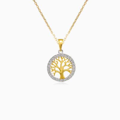 Třpytivý přívěšek strom života  dámské Přívěsky Tree of life