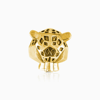 Gold Ring of Hercules unisex Rings