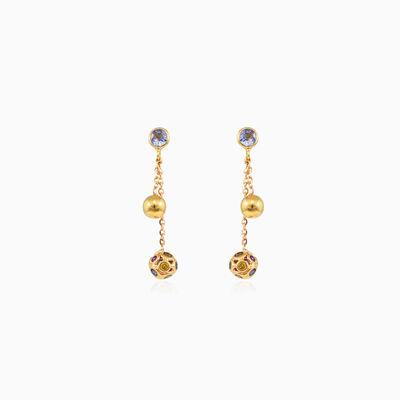 Mosaico dangling earrings woman Earrings Mosaico