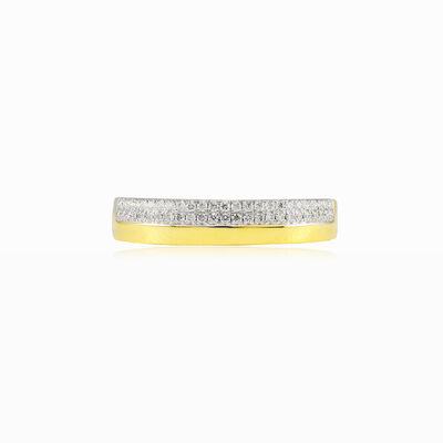 Gold and diamond ring woman Wedding rings