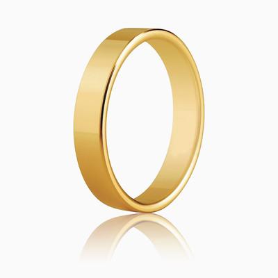 Alliance 5140150 unisex Alliances de mariage Argyor