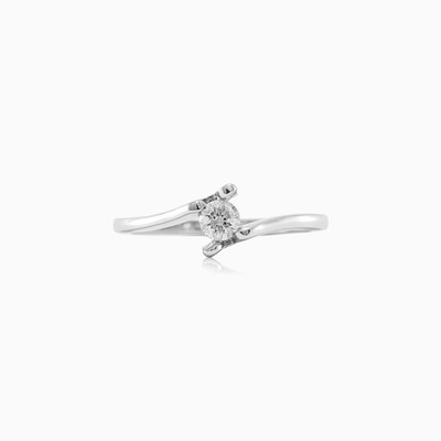 Fashionable engagement ring woman engagement rings MC Diamonds