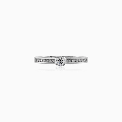 Pegno D'amore engagemnet ring woman engagement rings MC Diamonds