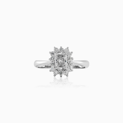 Enigma engagement ring woman engagement rings MC Diamonds