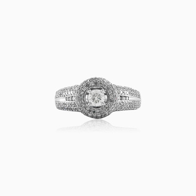 Windsor engagement ring woman engagement rings MC Diamonds