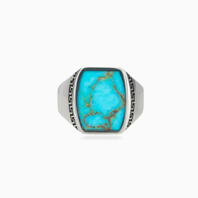 Rose opal oval ring woman rings MC Silver