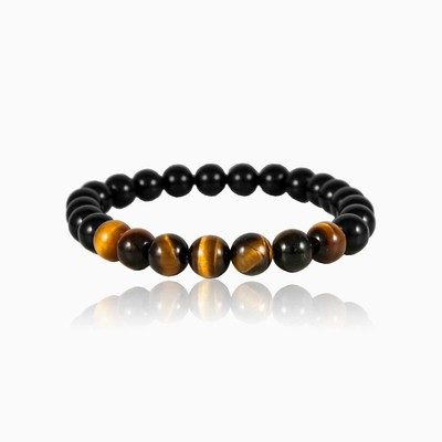 Tiger eye bracelet man bracelets NT
