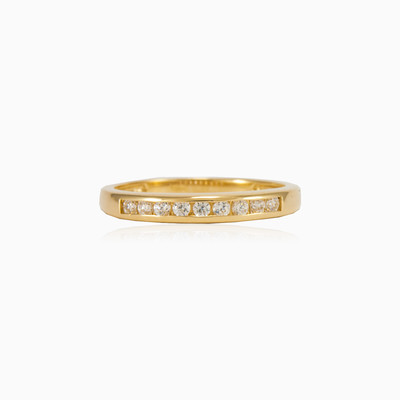 Band ring woman wedding rings MC Gold